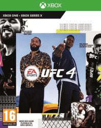 UFC 4 - Xbox One/Series hra