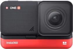 Insta360 ONE R 4K Edition černočervená