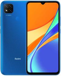 Xiaomi Redmi 9C 64 GB modrý
