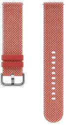 Samsung Kvadrat řemínek pro Samsung Galaxy Watch Active2 červený