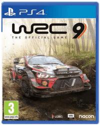 WRC 9 - PS4 hra