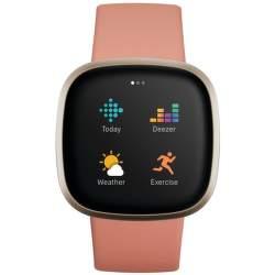 Fitbit Versa 3 růžové