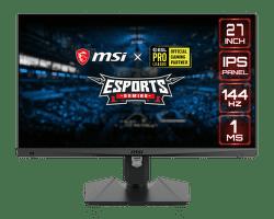 MSI Optix MAG274R černý
