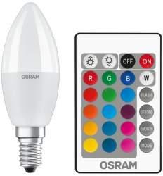 OSRAM ST CLAS B 40 RGBW 5.5 W/2700K E14 FR