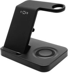 Fixed Powerstation držák s bezdrátovým nabíjením pro 3 zařízení