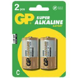 GP 14A LR14 Alkaline - 2ks v balení