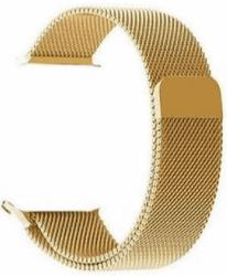 Xiaomi univerzální řemínek 20 mm zlatý
