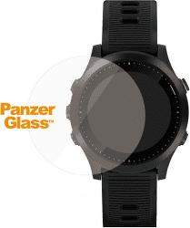 PanzerGlass Case Friendly SMAPP tvrzené sklo pro chytré hodinky Samsung Galaxy Watch3 45 mm, transparentní