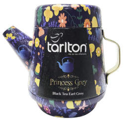 Tarlton Tea Pot Princess Grey 100g černý čaj