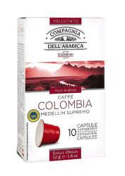 Corsini Colombia 10ks Nespresso