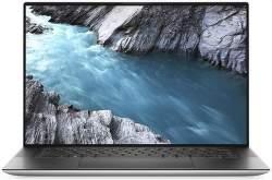 Dell XPS 15 9500-85361 stříbrný