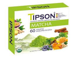 Tipson Bio Matcha 90g zelený čaj