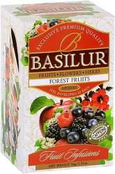 Basilur Fruit Forest Fruit 36g ovocný čaj