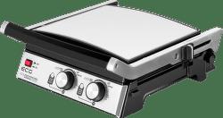 Ecg KG 2033 Duo 2v1 Grill & Waffle