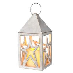 Solight 1V232 dřevěná lucerna