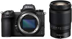 Nikor Z6 II + Nikkor Z 24-200 mm f/4-6,3 VR