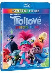 Trollové: Světové turné - Blu-ray film
