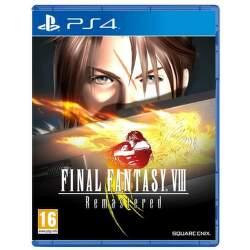 Final Fantasy 8: Remastered - PS4 Hra