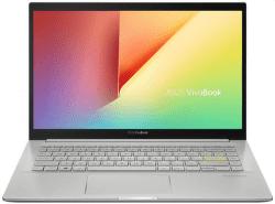 ASUS VivoBook 14 KM413IA-EB356T stříbrný