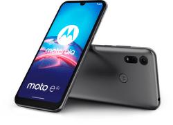 Motorola Moto E6i 32 GB šedý