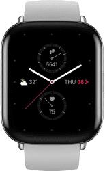 Zepp E Quadrate Pebble Gray písčito-šedé chytré hodinky