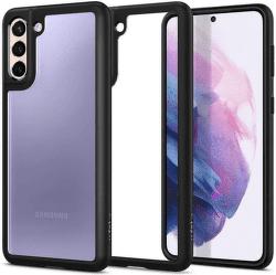 Spigen Ultra Hybrid pouzdro pro Samsung Galaxy S21+ 5G černé