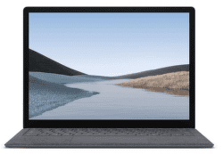 Microsoft Surface Laptop 3 (VGY-00024) stříbrný