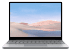 Microsoft Surface Laptop Go (THH-00046) stříbrný