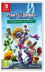 Plants vs. Zombies: Battle for Neighborville Complete Edition - Nintendo Switch hra