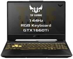 ASUS TUF Gaming F15 FX506LU-HN158T šedý