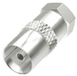 Hama 205222 SAT redukce F-vidlice - koaxiální zásuvka