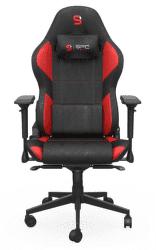SPC Gear SR600 RD černo-červené