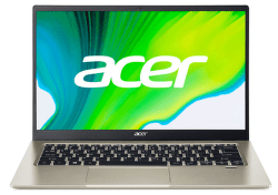 Acer Swift 1 SF114-34 (NX.A7BEC.001) zlatý