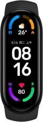 Xiaomi Mi Band 6 černý