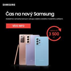 Čas na nový Samsung