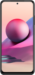 Xiaomi Redmi Note 10S 128 GB šedý