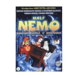 Malý Nemo: Dobrodružství v Dřímkově - DVD film
