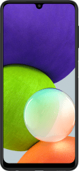 Samsung Galaxy A22 128 GB černý