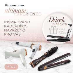 K produktům z řady Rowenta Ultimate Experience dárek