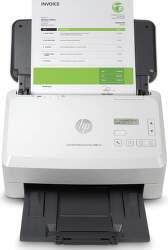 HP ScanJet Enterprise Flow 5000 s5 bílý