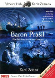 DVD F - Baron Prášil