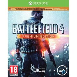 XBOX ONE - Battlefield 4 Premium Edition