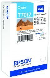 Epson T7012 XXL cyan  (pyramida)