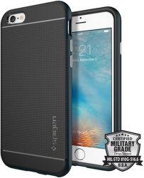 Spigen pouzdro pro Apple iPhone 6/6s (metal)