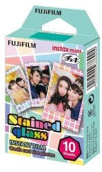 Fujifilm Instax Mini Stained, 10ks