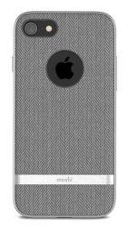 Moshi Vesta pouzdro pro iPhone 7/8, šedá