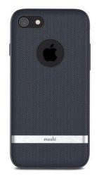 Moshi Vesta pouzdro pro iPhone 7/8, modrá