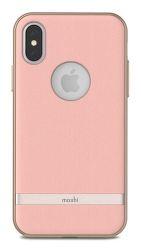 Moshi Vesta pouzdro pro iPhone X, růžová