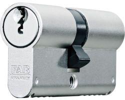 FAB Entr 40+40 4.BT cylindrická vložka