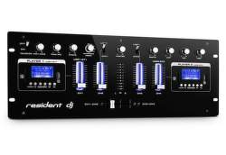 Resident DJ DJ405USB černý